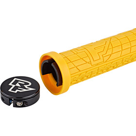Race Face Grippler Lock-On Griffe Limited Edition mustard